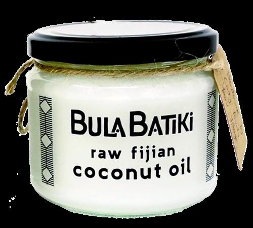 Raw Coconut Oil From Fiji