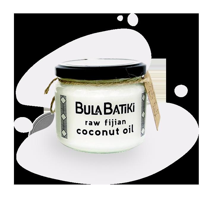 Bula Batiki Organic Fijian Coconut Oil