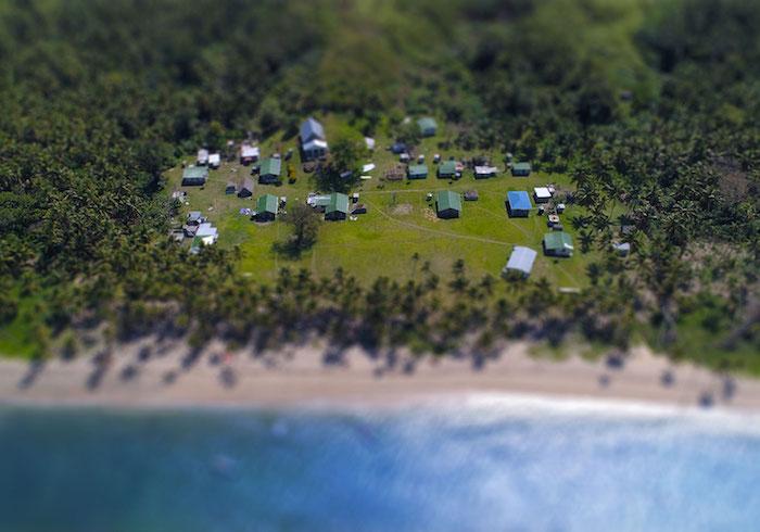 Manuku Village
